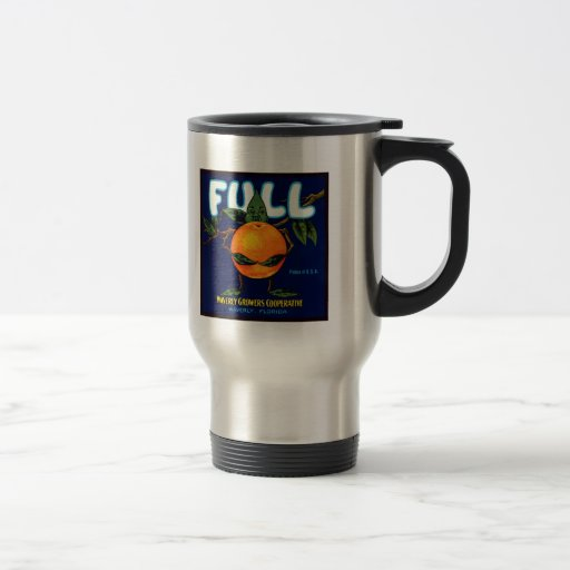 Full Oranges Coffee Mug