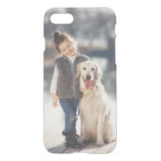 Full Photo Iphone 7 Case at Zazzle