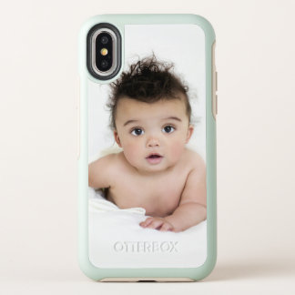Full Photo Personalized OtterBox Symmetry iPhone X Case