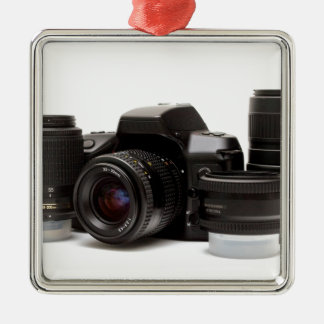 full photography set metal ornament
