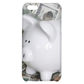 Full Piggy Bank Close up phone case iPhone 5C Cases