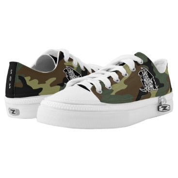 Halloween Themed Full REAPER SDS CAMO SHOES