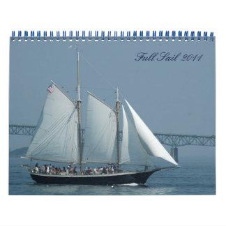 Full Sail 2011 Calendar