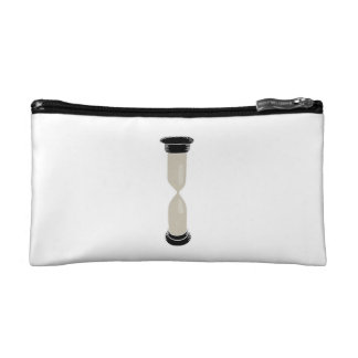 Full Sand Hourglass - Create your own caption! Cosmetic Bag