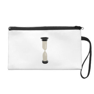 Full Sand Hourglass - Create your own caption! Wristlet Purse