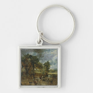 Full scale study for 'The Hay Wain', c.1821 Keychain