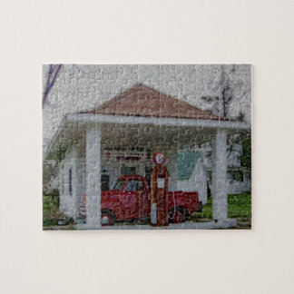Full Service Garage Jigsaw Puzzle