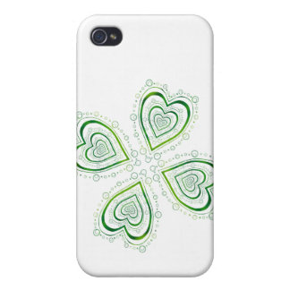 Full Shamrock iPhone 4/4S Cover