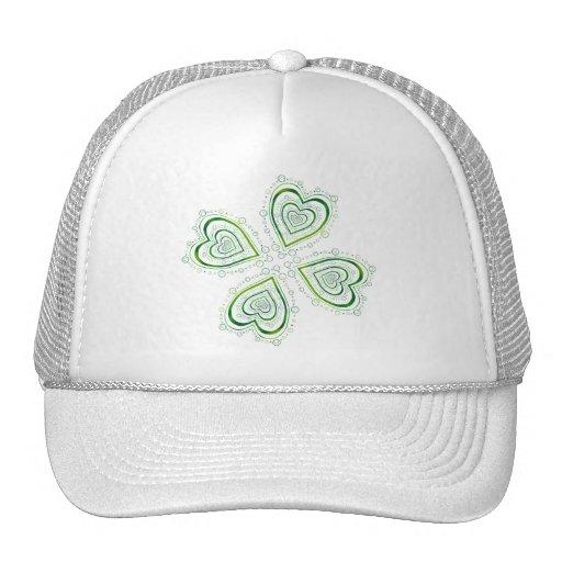 Full Shamrock Trucker Hat