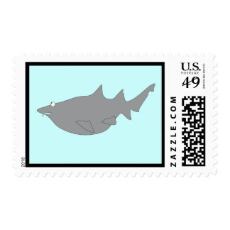 full shark stamp set