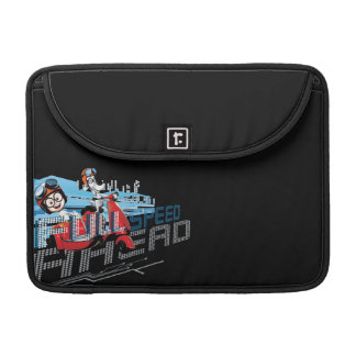 Full Speed Ahead Sleeve For MacBook Pro