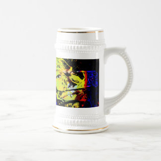 full speed baby beer stein