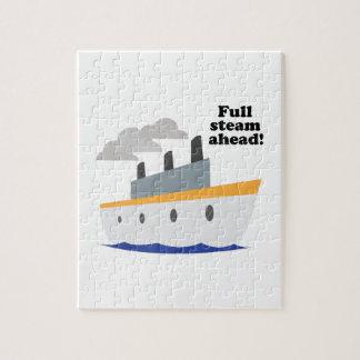 Full Steam Ahead! Puzzles