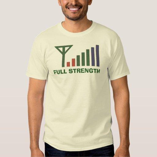 FULL STRENGTH T SHIRT