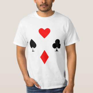 Full Suit of Cards T-Shirt