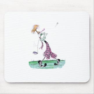 full swing golf, tony fernandes mouse pad