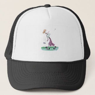 full swing golf, tony fernandes trucker hat