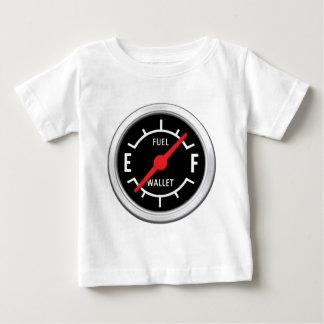 Full tank, Empty wallet Baby T-Shirt
