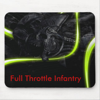 Full Throttle Pad Mouse Pad