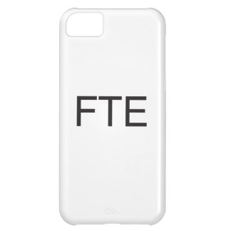 full time employee ai iPhone 5C cases