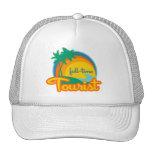 Full-time Tourist hat
