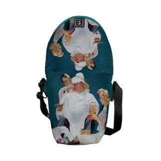 Full Treatment Messenger Bag