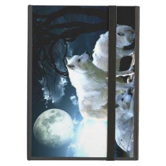 Full Wolf Moon iPad Air Case