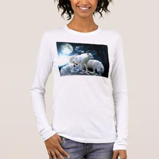 Full Wolf Moon Long-Sleeve Shirt