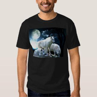 Full Wolf Moon T Shirt