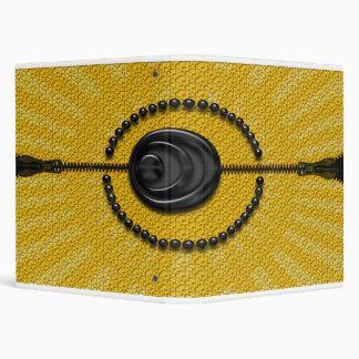 full zipper vinyl binder