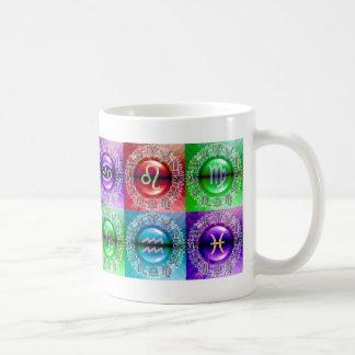 Full Zodiac Star Signs Coffee Mug