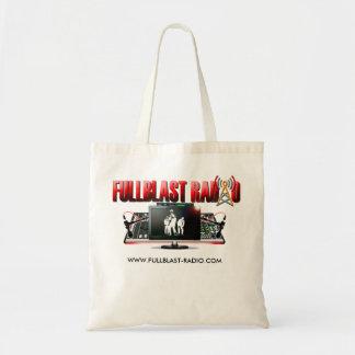 Fullblast Radio Tote Bag