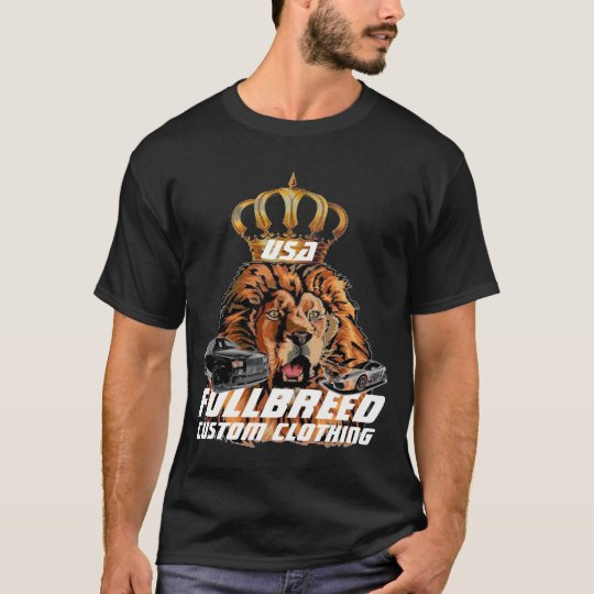 Fullbreed  Custom Clothing T-Shirt