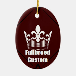 Fullbreed Custom Creation Ceramic Ornament