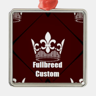 Fullbreed Custom Creation Metal Ornament