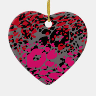 Fullbreed Custom Pink Camo Ceramic Ornament