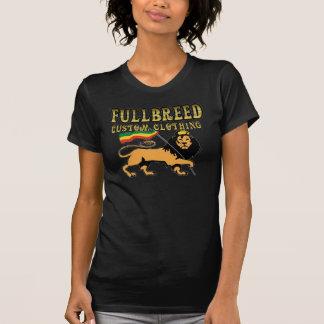 Fullbreed Custom Rastafari movement T-Shirt