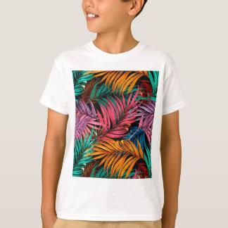 Fullcolor Palm Leaves T-Shirt