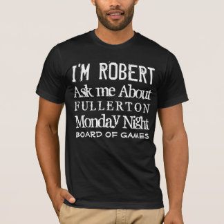 FULLERTON Board of Games T-Shirt