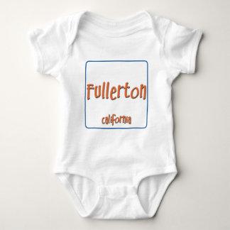 Fullerton California BlueBox Baby Bodysuit
