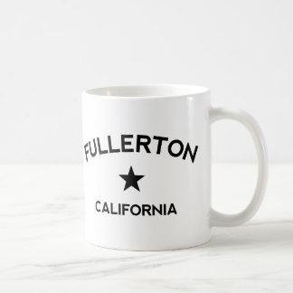 Fullerton California Coffee Mug