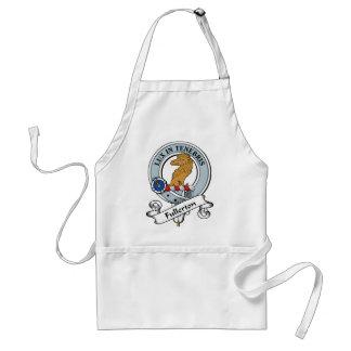 Fullerton Clan Badge Aprons