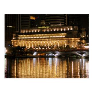 Fullerton Hotel Postcard