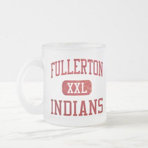 Fullerton Indians Athletics Coffee Mugs