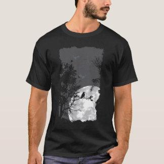 Fullmoon Bird T-Shirt