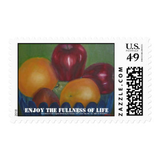 Fullness of Life Stamp Collection
