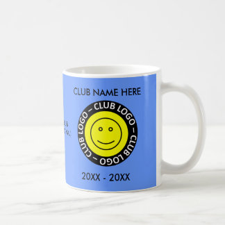Fully Customizable Club/Society/Event Souvenir Mug