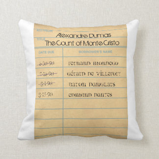 Fully Customizable Library Pillow
