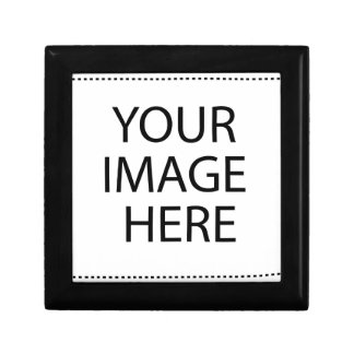 Fully Customizable YOUR IMAGE HERE Gift Box