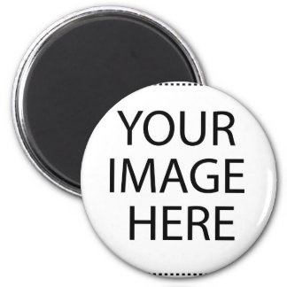 Fully Customizable YOUR IMAGE HERE Magnet